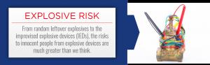 explosive risk